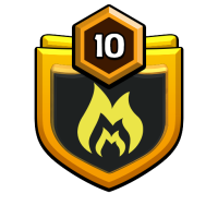 Alpha badge