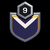 QUO-VADIS badge